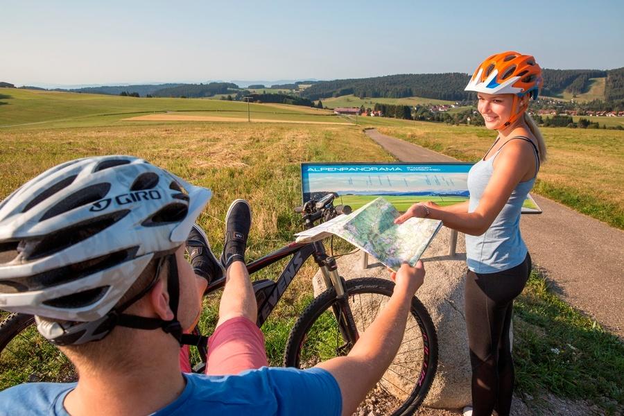 Herrischried: Radrundtour mit schönen Weitblicken