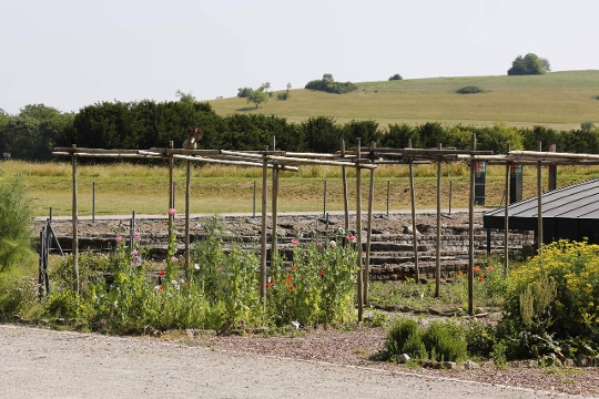 Jardin Gallo-Romain