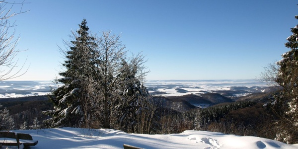 Winterimpressionen in Bad Sachsa Foto: Michael Schaschek