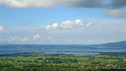 Rheindelta und Bodensee.