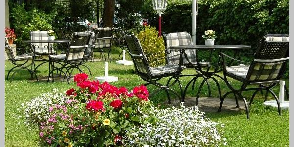 Hotel Ambiente, Garten