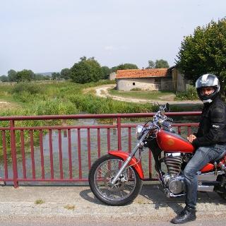 Brücke bei Andilly