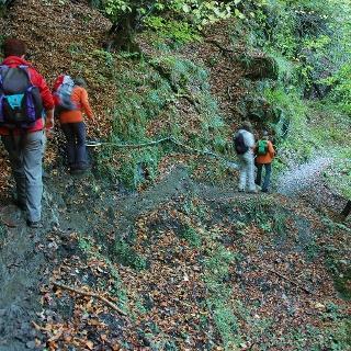 Baybachtal Felsenpfad