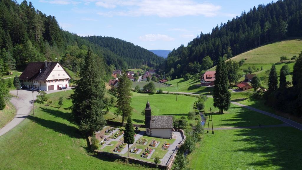 Gasthof Martinshof in Kaltbrunn