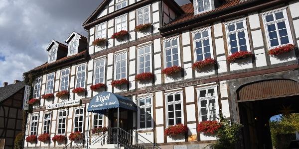 Nigel Restaurant Bergen an der Dumme