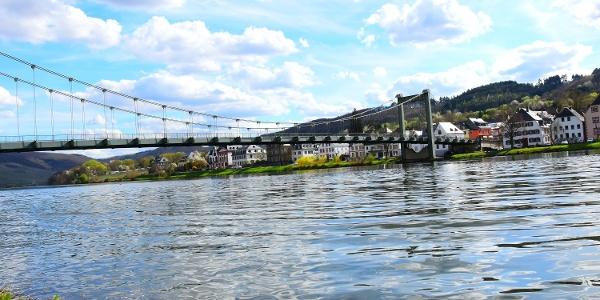 Hängebrücke in Bernkastel-Wehlen