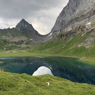 Seewli Alp See