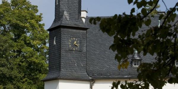 Schlossinsel Rodewisch