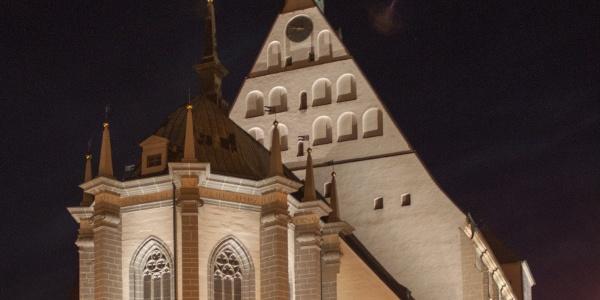 Historische Altstadt Freiberg - Dom St. Marien