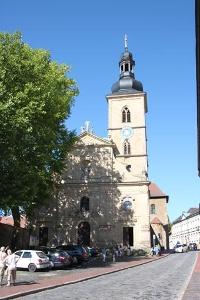 Bamberg - Jakobskirche