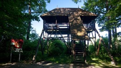 Observatoire du lac Amance