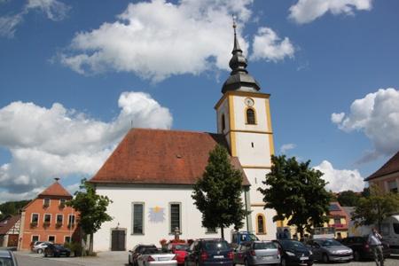 Burghaslach - Kirche