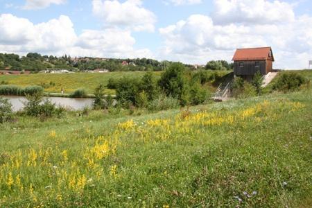 Burghaslach - Kneippanlage
