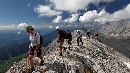 Klettersteig österreich : Fallbach klettersteig ihr wanderurlaub im maltatal