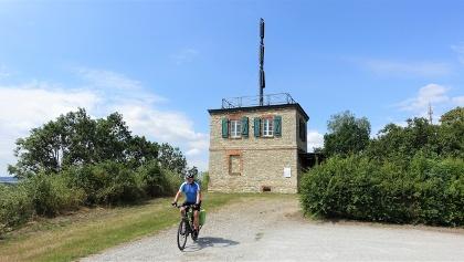 Telegraphenstation Nr.18 Neuwegersleben, Telegraphenberg