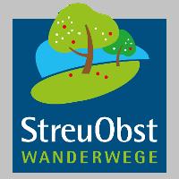 Streuobst Wanderwege Logo Beschilderung