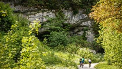 Schreibachfall  Pfaffenboden  Grünburgerhütte ET 8