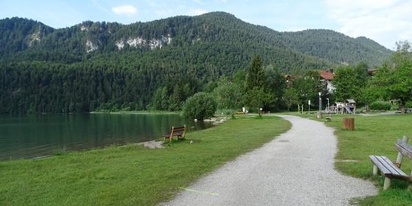 Strandbad Weißensee