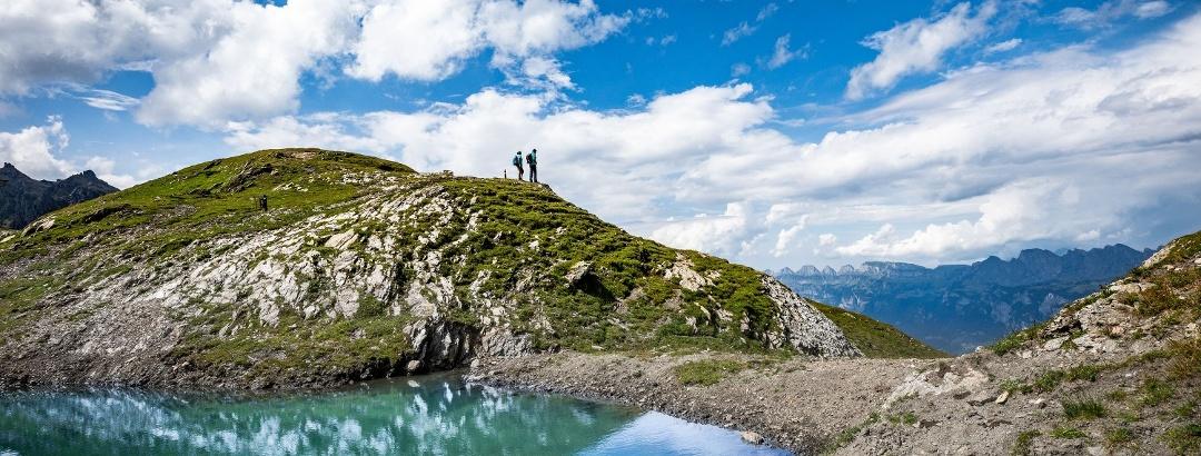 Pizol_Panorama Höhenweg_UNESCO
