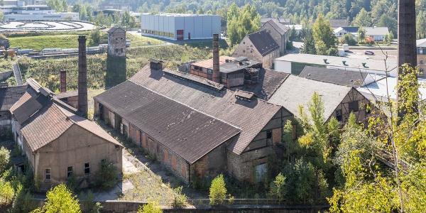 Bergbaulandschaft Freiberg - Himmelfahrt Fundgrube / Muldenhütten