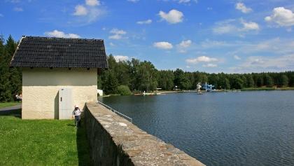 Revierwasserlaufanstalt Freiberg - Erzengler Teich
