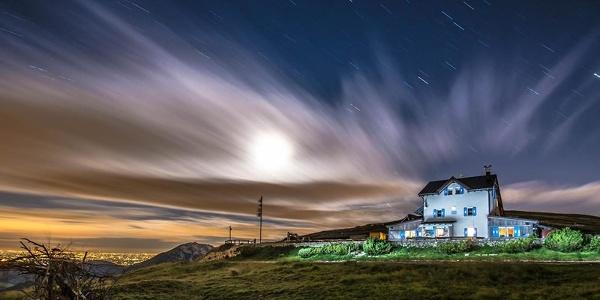 Rifugio Damiano Chiesa - Monte Altissimo