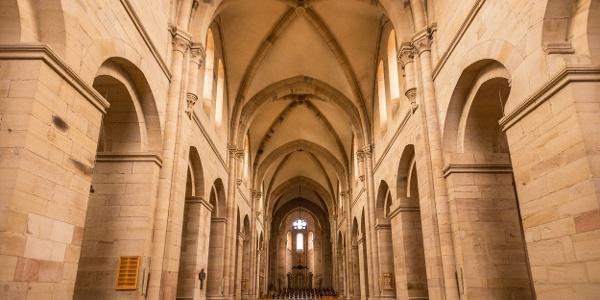 Otterberg-Abteikirche-Innenraum
