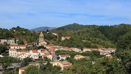 Meyras : village de caractère