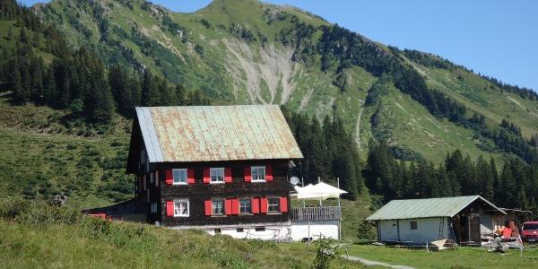 Das Neuhornbachhaus