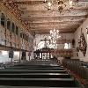 Innenraum von St. Jacobi in Lüdingworth