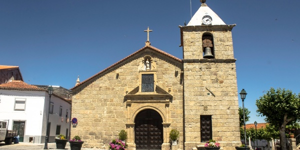 Igreja Matriz da Borralheira
