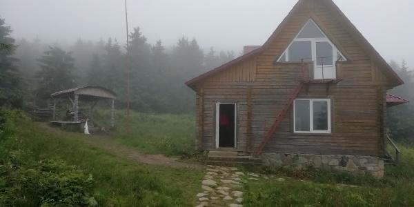 Rangerhütte Sidlovyna