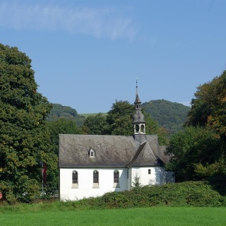 Kreuzkapelle an der Wied
