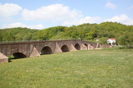 Vacha - Brücke