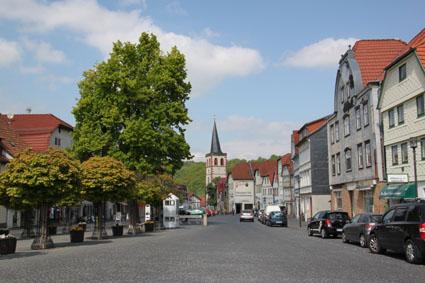 Vacha - Marktplatz
