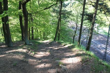 Weg Hühnfeld - Fulda