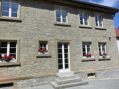 Binsbach - Pilgerherberge im Alten Pfarrhaus