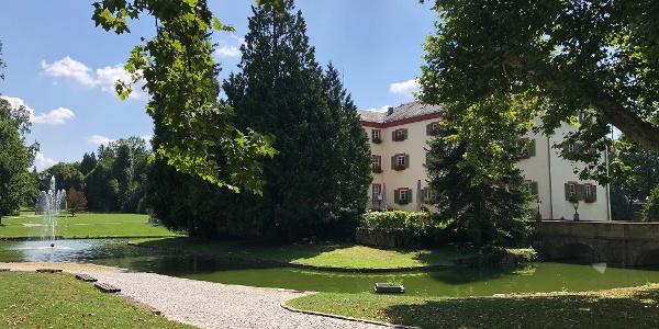 Wasserschloss in Eichtersheim