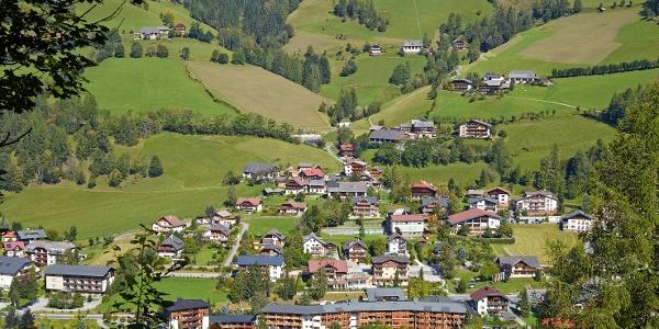 Kleine Panoramatour Bad Kleinkirchheim
