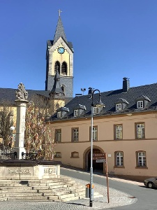 Helmbrechts - Johanniskirche