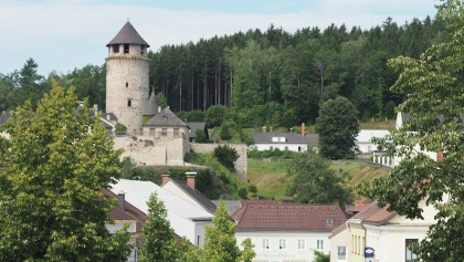 Hrad v Litschau
