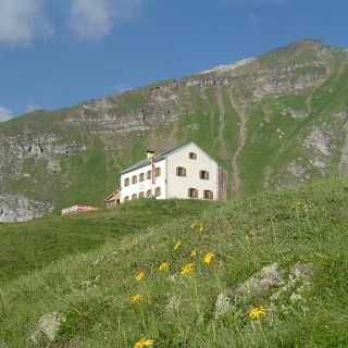 Naturfreundehaus Padasterjochhaus