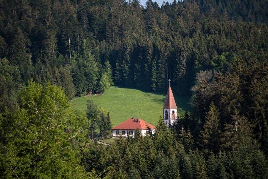 Kriche St. Roman