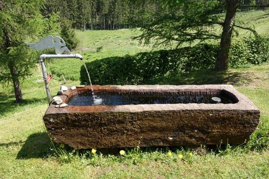 Brunnen Kegelriss