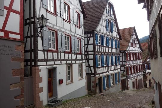 Historische Altstadt Schiltach