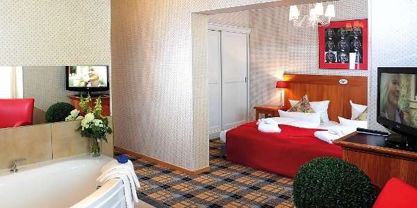 Boutique Hotel Schieferhof Neuhaus am Rennweg | Zimmerbeispiel