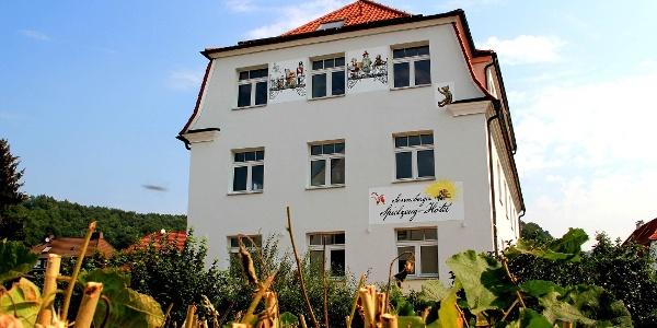 Spielzeug Hotel Sonneberg | Außenansicht