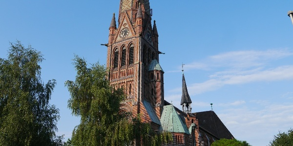 Kirche Hagenburg Turm