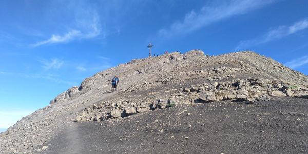 Gipfel Schesaplana