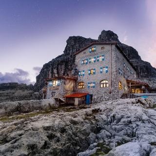 Hütte Pedrotti